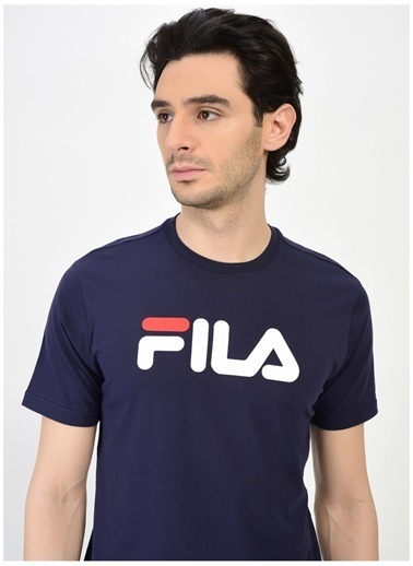 Fila Fila Classic Pure Ss T-Shirt Lacivert